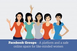 Facebook India, Facebook Groups - A place for women to connect